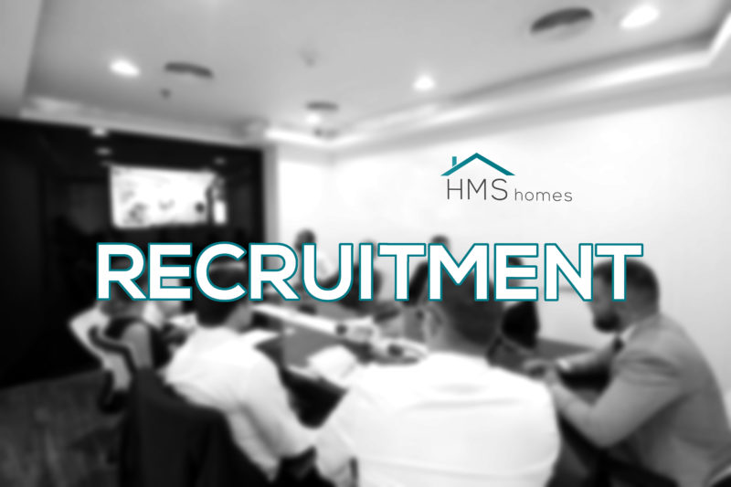 HMS homes are recruiting! Do you have what it takes to be a real estate broker in Dubai?