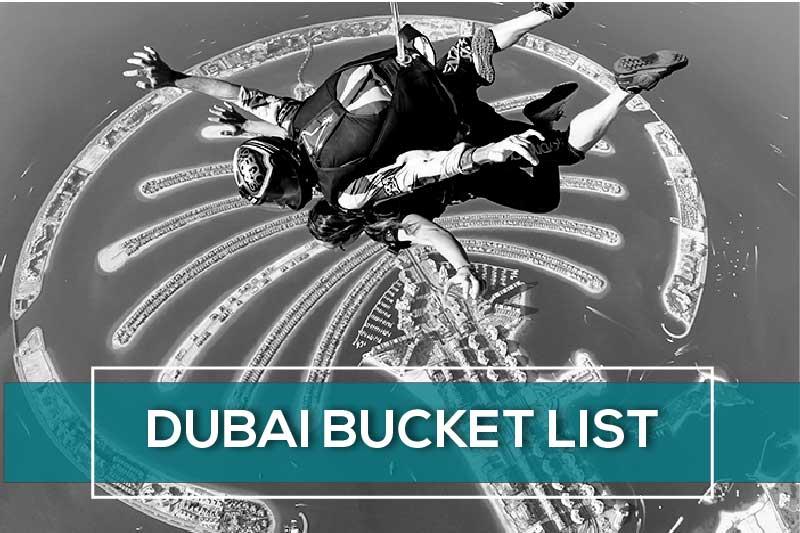 Dubai Bucket List – Part 1