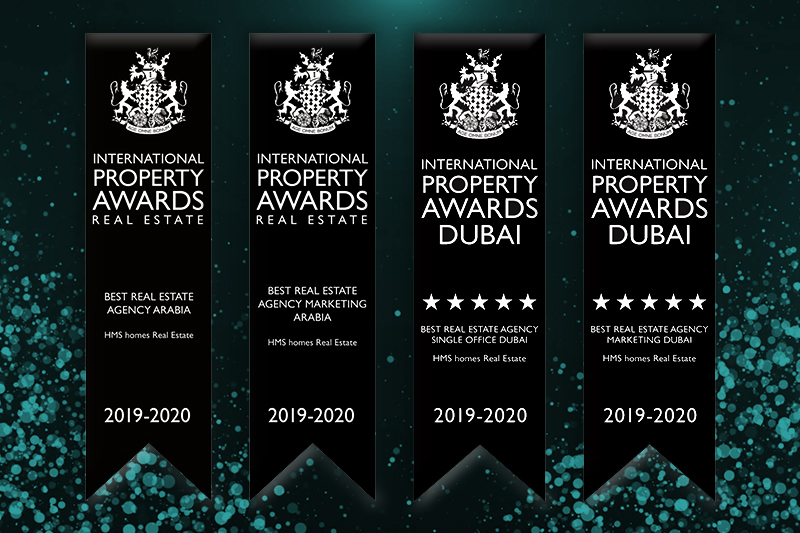 HMS homes wins two regional categories at the International Property Awards, Arabia